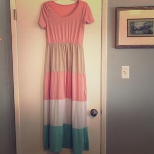 Cute and comfortable cotton dress